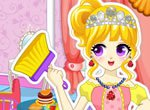 Ajude a Princesa Limpando o Castelo