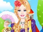 Barbie Princesa Rococó