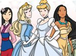 Colorir as Princesas