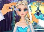 Elsa Cuidados com os Olhos