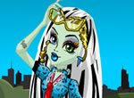 Monster High Frankie Stein em Paris