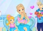 Frozen Nascimento do Bebê da Elsa