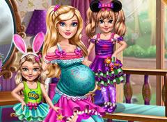 Barbie Grávida com Gêmeos