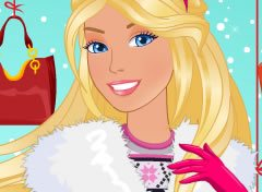 Barbie Look de Natal 2