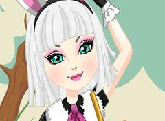Ever After High Bunny Blanc